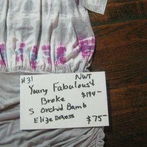 Young Fabulous & Broke Dress  Elize Dress
